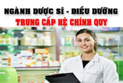 Thông tin tuyển sinh Ngành Dược sĩ - Điều dưỡng
