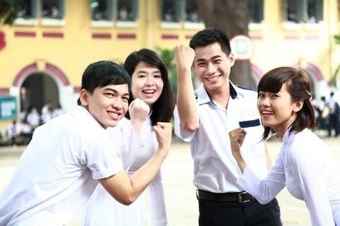Tưng bừng nhập học TCCN hệ chính quy tại tỉnh Bình Thuận ngành Y sỹ đa khoa và Dược sỹ